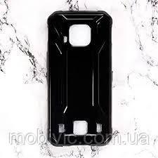 Силиконовый чехол Doogee S95 Pro (black, черный)