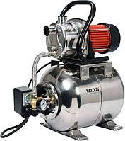 Водяной электрический насос 1200 Вт YATO YT-85370