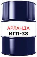 ИГП-38 олива індустріальна гідравлічна налив