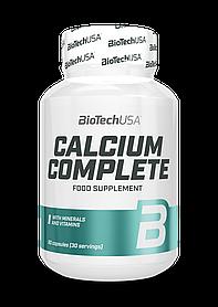 Кальций BioTech Natural Calcium Complete (90 капс) биотеч