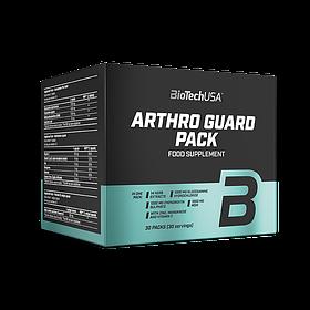 Хондропротектор BioTech Arthro Guard Pack (30 пак) биотеч артро гард