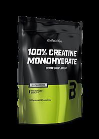 Креатин BioTech 100% Creatine Monohydrate пакет (500 г) биотеч unflavored
