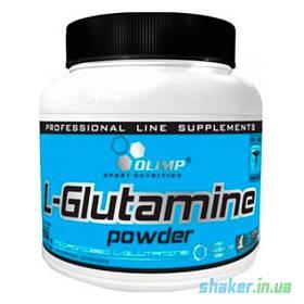 Глютамін Olimp L-Glutamine Powder (250 г) олімп Без добавок