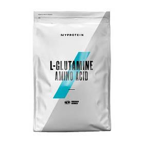 Глютамін MyProtein L-Glutamine (1 кг) майпротеин Без смаку