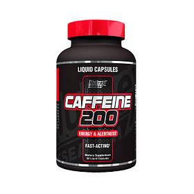 Кофеїн Nutrex Caffeine 200 (60 капс) нутрекс