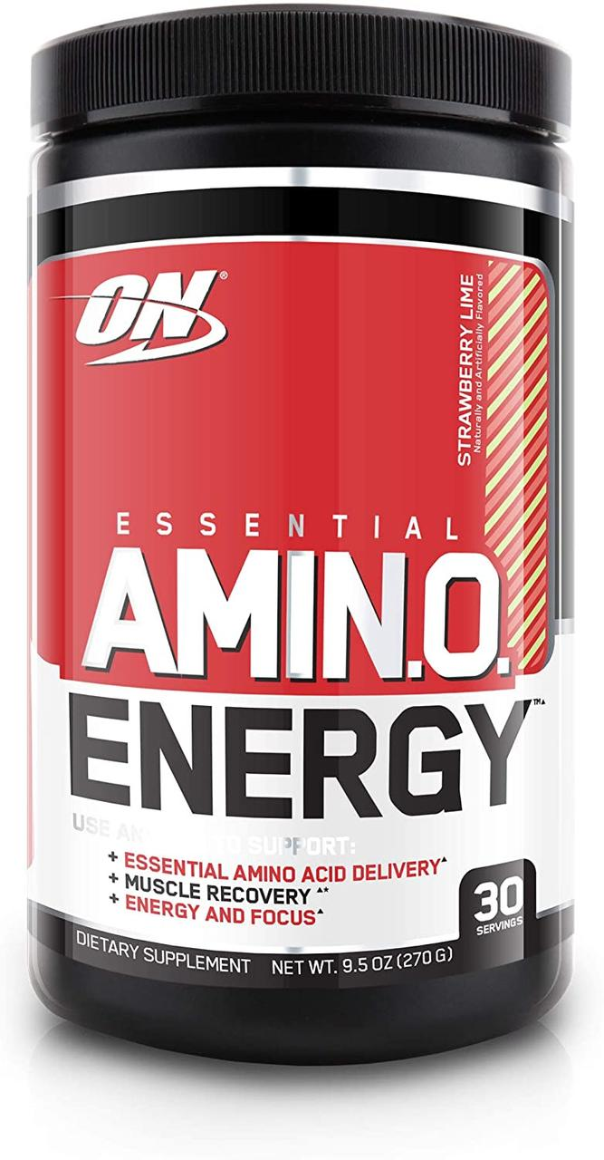 Комплекс аминокислот Optimum Nutrition Amino Energy (300 г) оптимум амино энерджи iced cafe vanilla