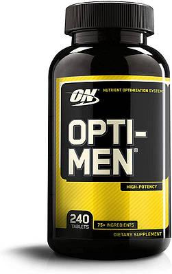 Вітаміни для чоловіків