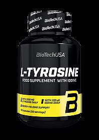 Л-Тирозин BioTech L-Tyrosine (100 кап) биотеч