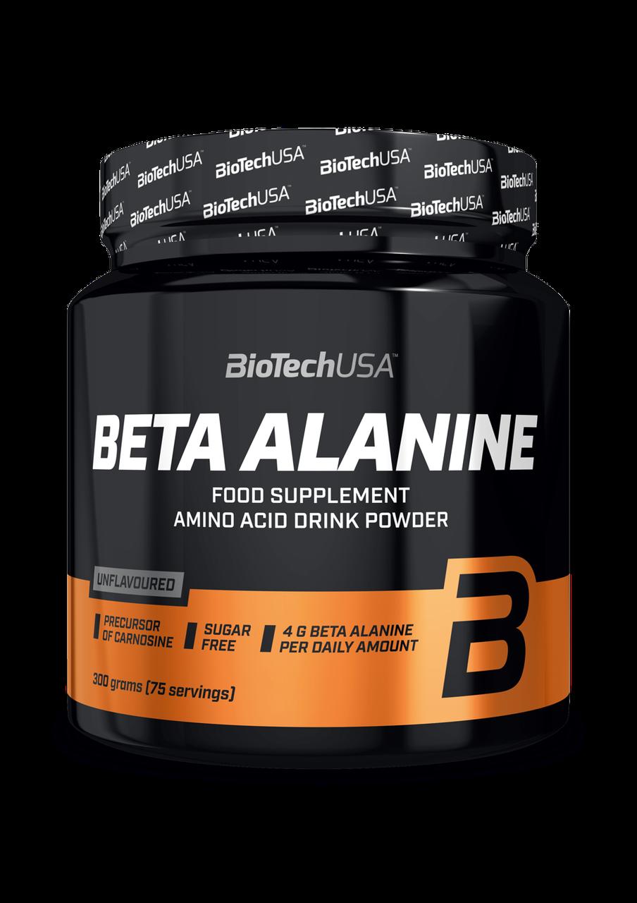 Бета-аланін BioTech Beta Alanine (300 г) биотеч без добавок