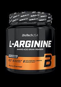 Л-Аргінін BioTech L-Arginine (300 г) биотеч unflavored