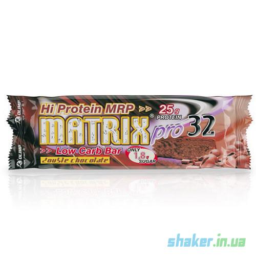 Протеиновый батончик Olimp Matrix Pro 32 (80 г) олимп double chocolate