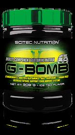 Глютамін Scitec Nutrition G-Bomb 2.00 (500 г) скайтек р-бомб ice tea