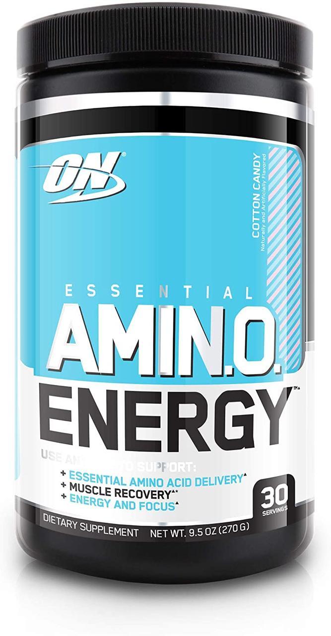 Комплекс аминокислот Optimum Nutrition Amino Energy (300 г) оптимум амино энерджи iced caramel macchiato