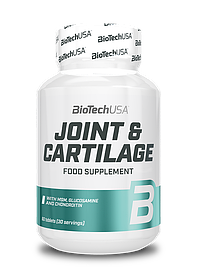 Хондропротектор BioTech Joint & Cartilage (60 капс) биотеч