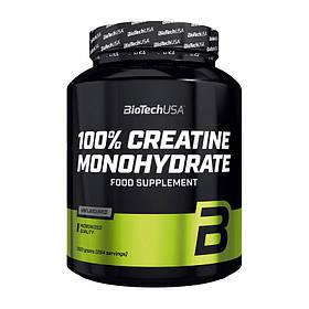 Креатин BioTech 100% Creatine Monohydrate (1 кг) биотеч unflavored