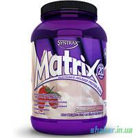 Комплексный протеин Syntrax Matrix (907 г) синтракс матрикс арахис-печенье