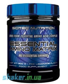 Комплекс аминокислот Scitec Nutrition Essential Amino Matrix (300 г) амино матрикс pink lemonade