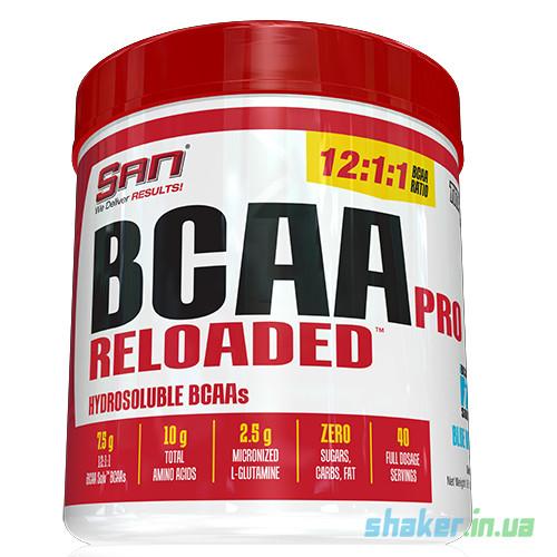 БЦАА SAN BCAA Pro Reloaded (114 г) сан  strawberry-kiwi