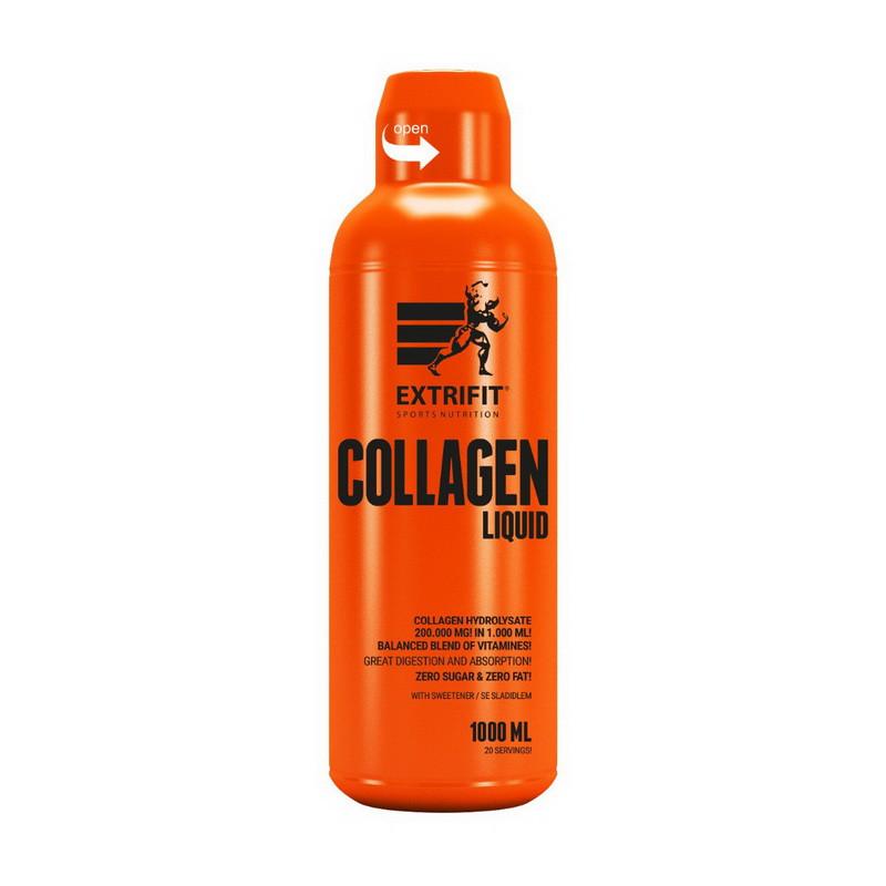 Жидкий Коллаген EXTRIFIT Collagen Liquid (1 л) экстрифит raspberry