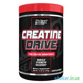 Креатин Nutrex Creatine Drive (300 г) нутрекс драйв Без добавок