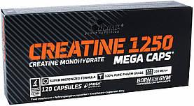 Креатин Olimp Creatine Mega Caps 1250 (120 кап) олімп