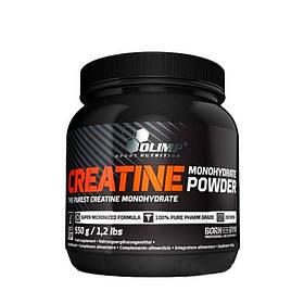 Креатин Olimp Creatine Monohydrate Powder (550 г) олімп unflavored