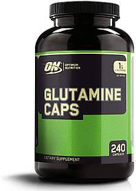 Глютамін Optimum NutritionGlutamine 1000 caps (240 кап) оптимум нутришн