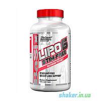 Жиросжигатель Nutrex Lipo 6 Stim-Free (120 капс) нутрекс липо 6
