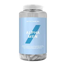 Вітаміни для чоловіків MyProtein Alpha Men (120 таб) майпротеин альфа мен