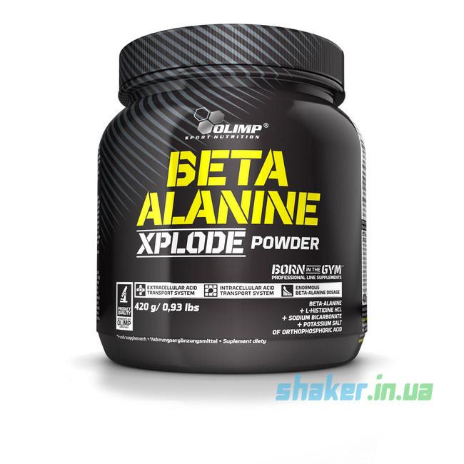 Бета аланин Olimp Beta-Alanine Xplode Powder (420 г) олимп orange