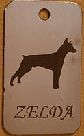 Жетоны для собак