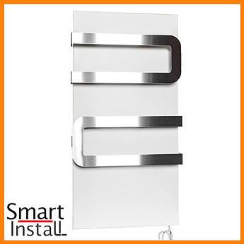 Полотенцесушитель керамічний 370Вт Smart Install Towel 37 з терморегулятором конвектор електричний побутовий