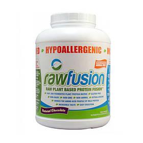 Рослинний протеїн SAN Raw Fusion (1,85 кг) сан ваніль