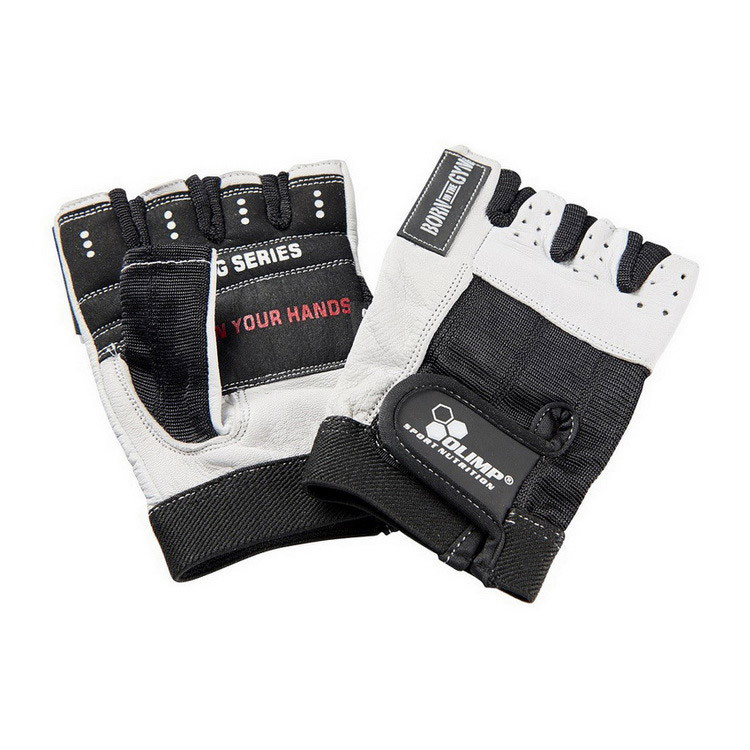 Перчатки OLIMP Hardcore Competition training gloves олимп хардкор компетишон трейнинг гловес M