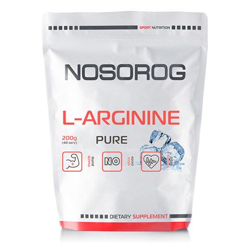 Л-Аргінін Nosorig L-Arginine (200 г) носоріг без добавок