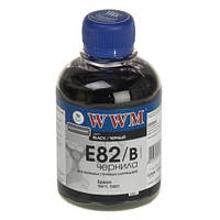 Водорастворимые чернила WWM E82 / B Black (200 ml) (Совместимость: Epson Artisan 1430/50/725 - Arctic Edition