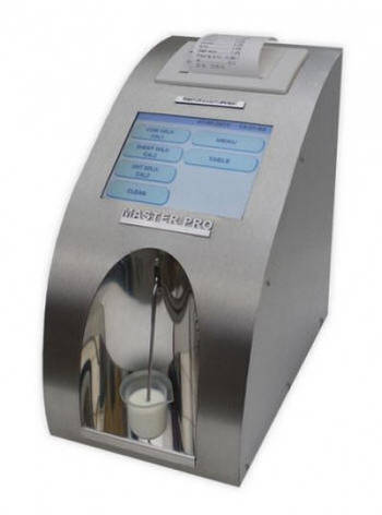 Аналізатор молока MASTER MASTER PRO Touch, Milkotester, фото 2