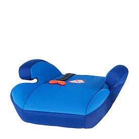 Дитяче автокрісло-бустер 4-12 років JR4 Blue ТМ Capsula 774040.