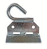 Крюк под бандажную ленту (оцинкованный) Кц-12, фото 4