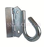 Крюк под бандажную ленту (оцинкованный) Кц-12, фото 2