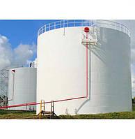 Резервуары для нефтепродуктов по индивидуальным проектам