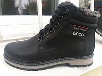 Новые модели мужских зимних ботинок