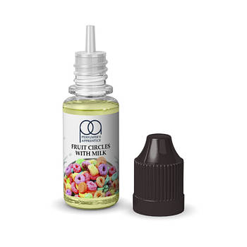 Ароматизатор The perfumer's apprentice TPA Fruit Circles With Milk (Фруктовые колечки с молоком)