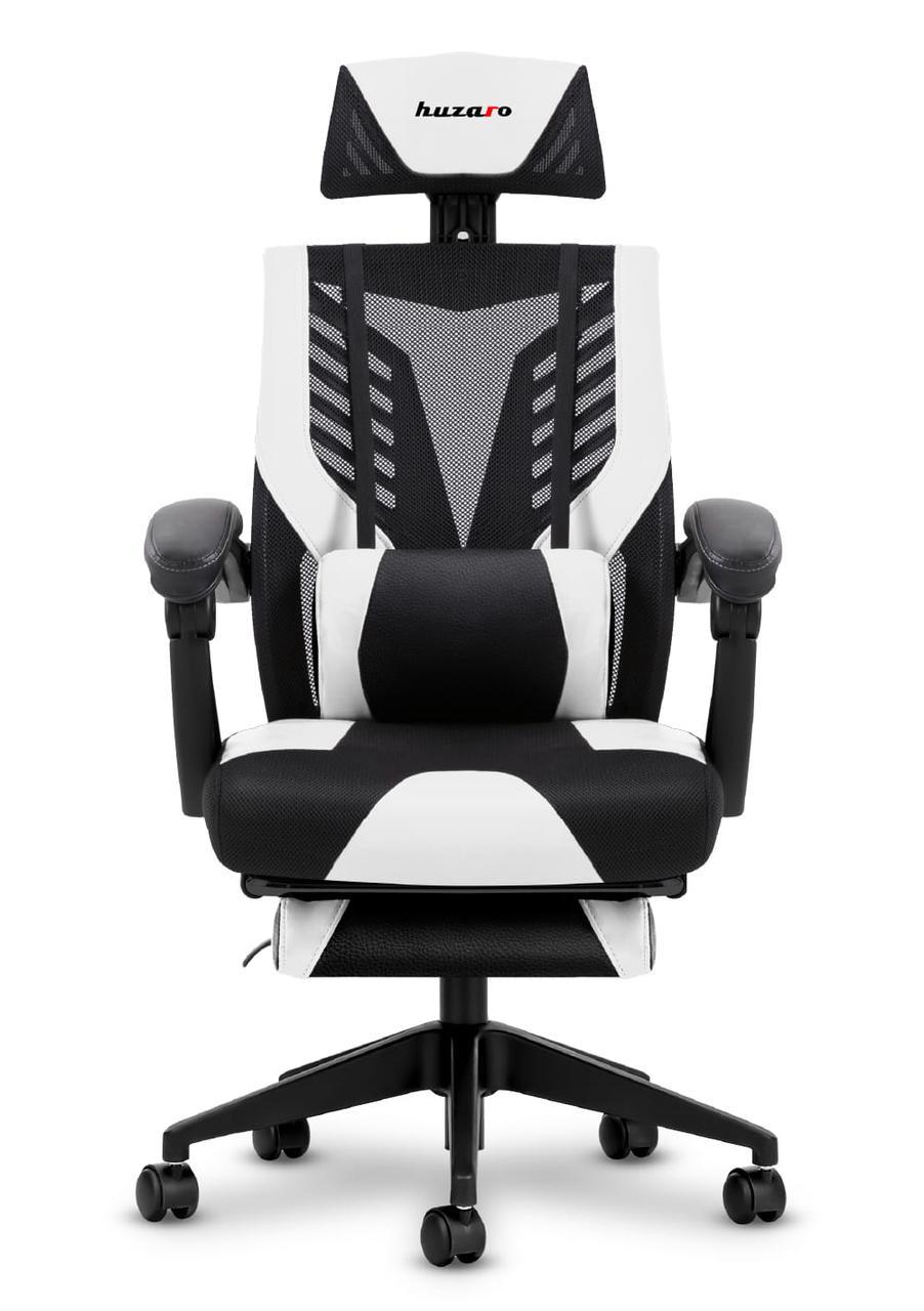 Игровое кресло HUZARO COMBAT 4.2 WHITE