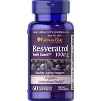 Ресвератрол / Resveratrol (100 мг) 60кап.