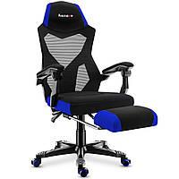 Игровое кресло HUZARO COMBAT 3.0 BLUE Европейский Бренд