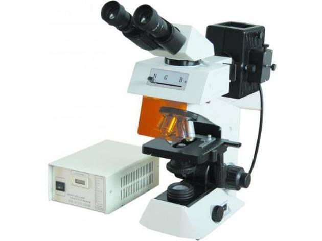 Микроскоп люминесцентный XS-3320 MICROmed, фото 2