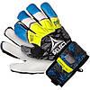 Перчатки вратарские SELECT 55 Extra Force Grip (335), син/сер/желт p.9,5