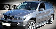 Боковые площадки BMW X-5 E53 (1999-2006)
