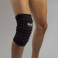 Наколенник SELECT Knee support with large pad 6205 p.XXL